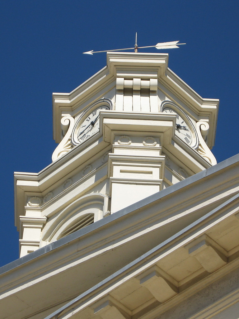Courthouse Cupola