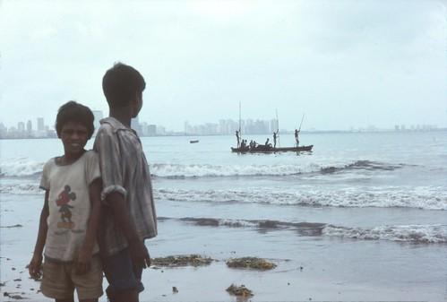 Suresh, Raj and a Mumbai boat