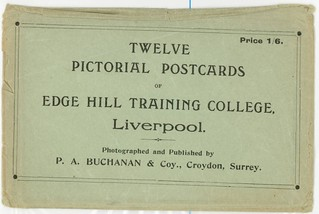 Twelve Pictorial Postcards