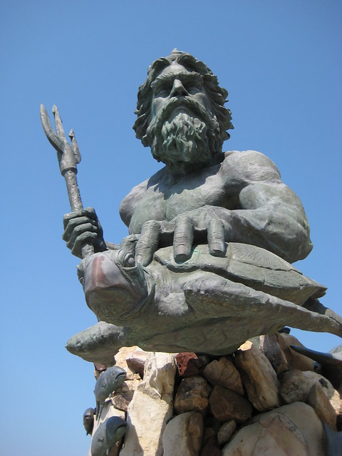 Poseidon statue flickr photo sharing - Poseidon statue greece ...