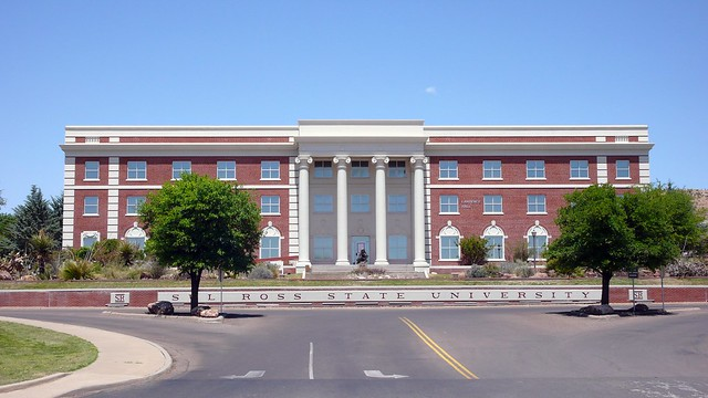 4564195819 on New Mexico State University Campus Map