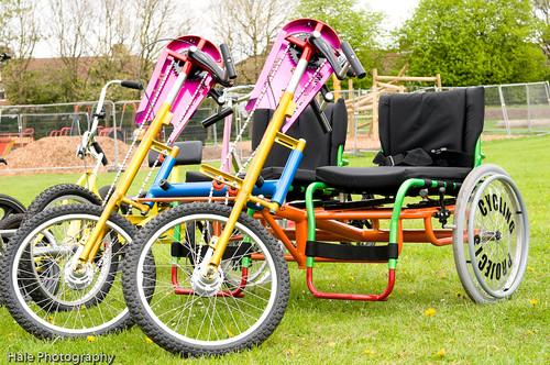 Bikes For Disabled Children