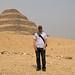 Dan at Saqqara by Dano
