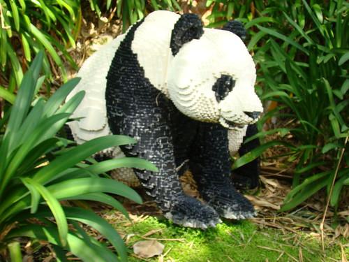 Lego Panda