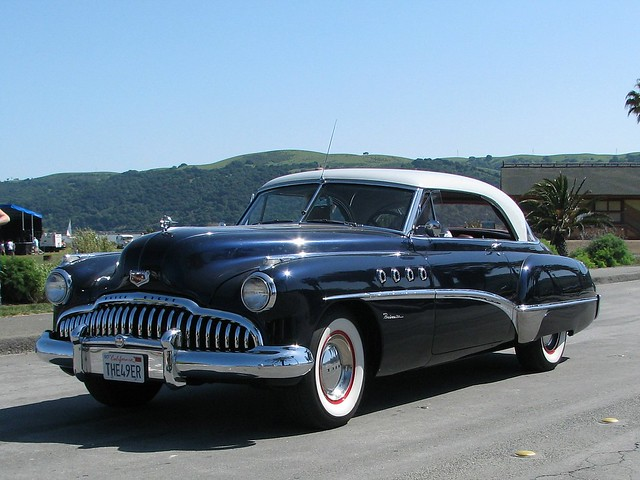 1949 Buick Roadmaster 'THE49ER' 10