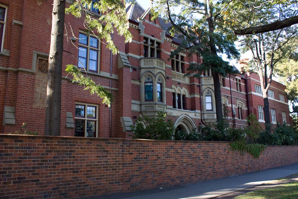 Janet Clarke Hall, University of Melbourne, Parkville, Victoria Australia