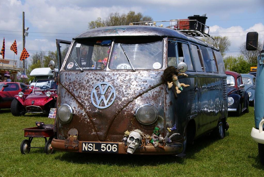 Chris Sampson's VW Campervan