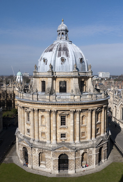 Radcliffe Camera (Bodleian)