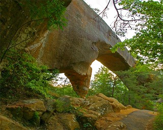 Sky Bridge, Red River Gorge, KY