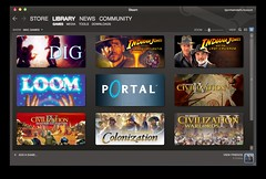 Steam for Mac Game Collection