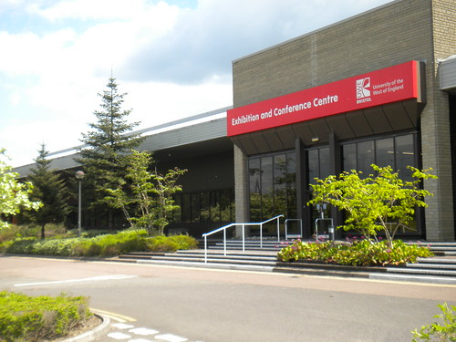 UWE Exhibition and Conference Centre has a fully flexible floor space of 4,000 sq m and 450 fully secure, free, car parking spaces.