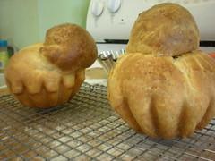 baking, bread, popover, baked goods, food, dish, dessert, cuisine, brioche, danish pastry,