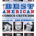 The Best American Comics Criticism - ed. by Ben Schwartz