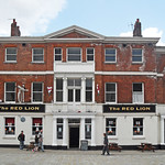Red Lion, Market Place, Pontefract