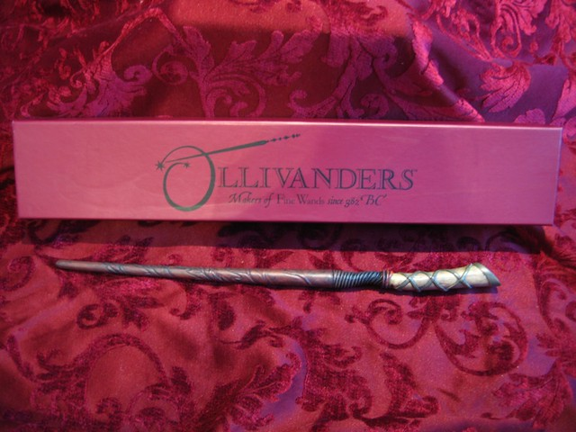 November ollivander 39 s birthday wand flickr for Birthday wand