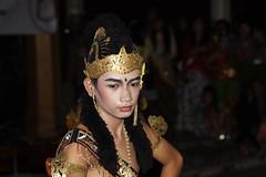 Dancer at Solo International Performing Arts, Java