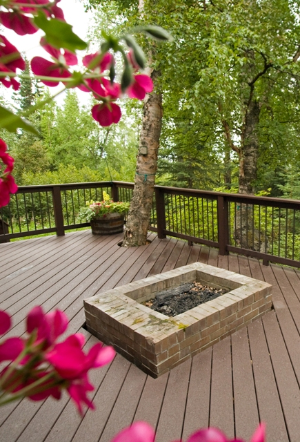 deck design ideas trex cedar hardwood alaskan0154 flickr photo