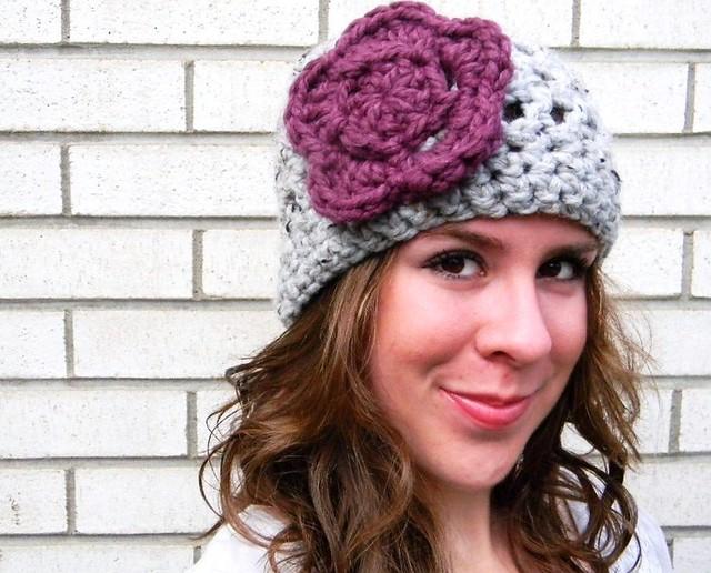 Crochet Geek - Chunky Yarn Crochet Cap - YouTube