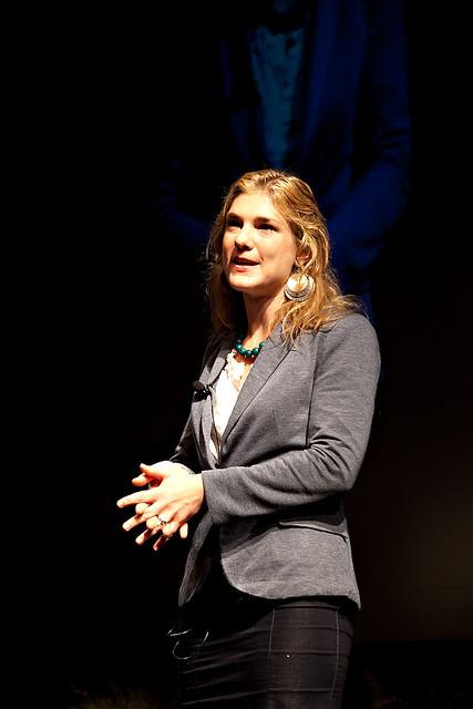 Anya Kamenetz, Fast Company - Sustainable Brands 10