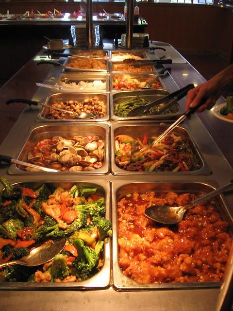 Chinese Food Asian Buffet