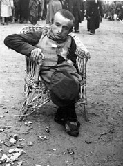 """Unfit for work,"" Auschwitz, May 1944"