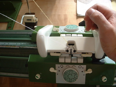 Brother Computerized KH 900 Knitting Machine For Sale