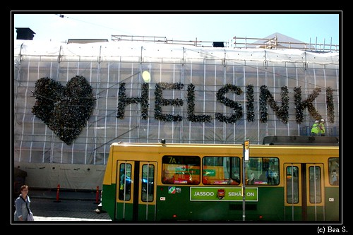 ♥ Helsinki