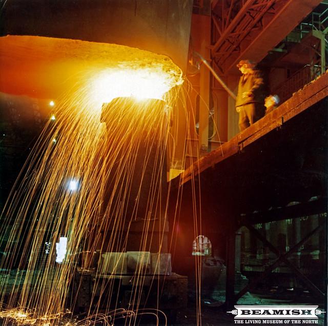 Consett Steel Works