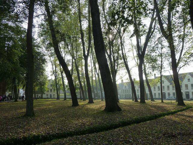Begijnhof Brugge, Brujas