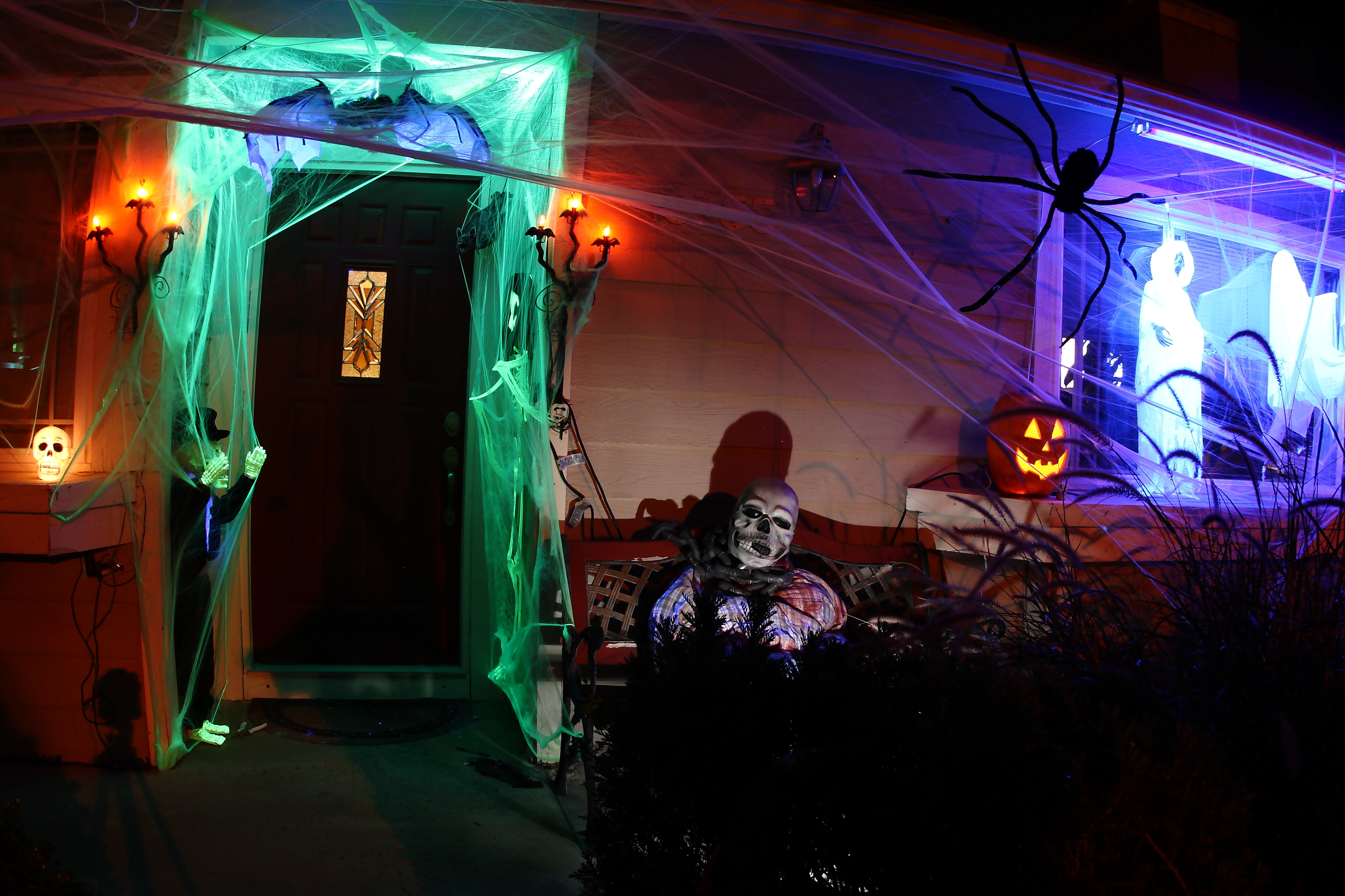 Cheap and Easy Ways to Decorate Your Home for Halloween - Cheap Ways To Decorate For Halloween