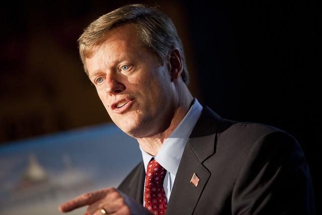 Election 2010: Charlie Baker