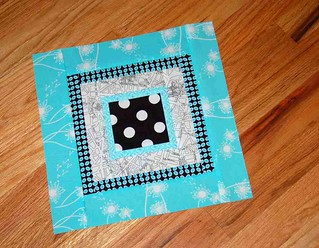 Sew New To Me Virtual Quilting Bee * Lisa *