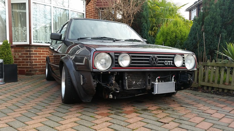 The Pearl MK2 R32 build, It's got the heart - Members Rides