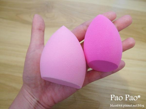 韓國LAPCOS 超親膚美妝蛋彈力粉撲