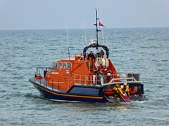 Lifeboats RNLI and other Lifeguard Vehicles