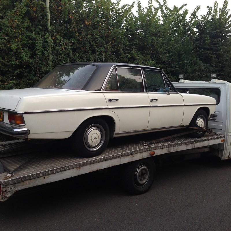 1969 Mercedes-Benz M104 2 8 W114,Update 28/05/18 | Retro Rides