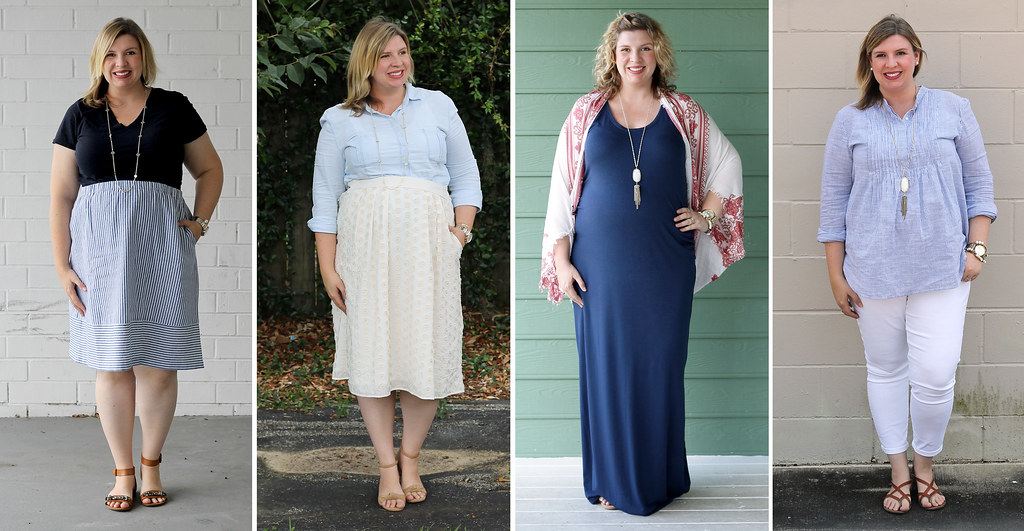red, white and blue maternity outfits