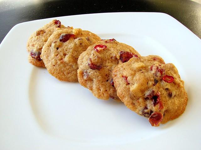 Cranberry Orange Drop Cookies | Flickr - Photo Sharing!