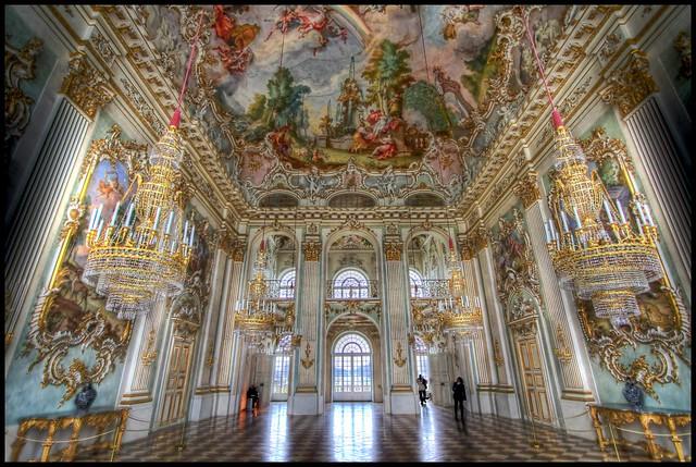 Steinerner Saal, Schloss Nymphenburg