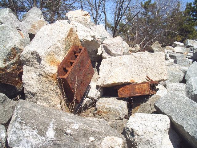 Abandoned Interstate 95 - Saugus, Massachusetts