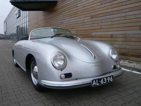 Porsche Speedster On 356 1960 Flickr Photo Sharing