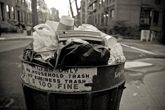 Business Trash