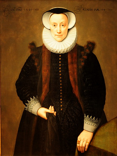 Portrait of a Lady, 1591