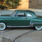 Model: 1949 Oldsmobile 88 2-Door Coupe (4 of 10)