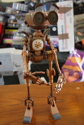 Treasure Planet Robot