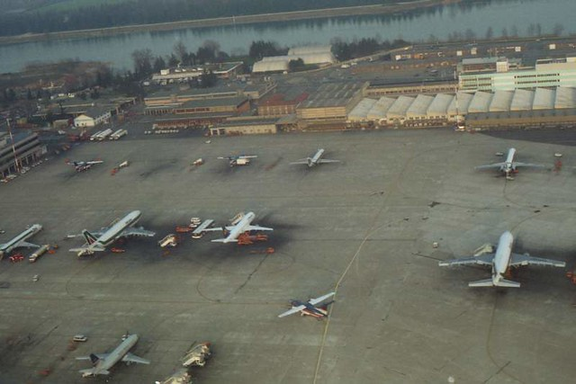 Milan-Linate Airport (1993)