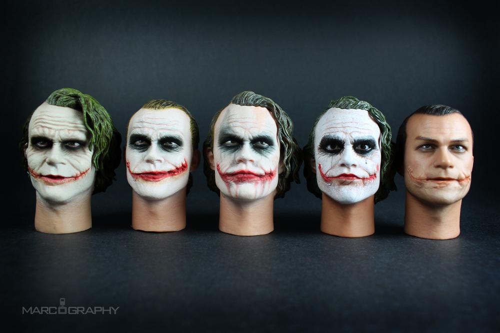 Hot Toys - MMS DX 11 - TDK: The Joker 2 0 Collectible Figure