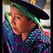 Boy in traditional dress, Guatemala
