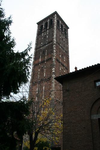 20091113 Milano 05 Piazza Sant' Ambrogio 04 Basilica di Sant' Amrbogio