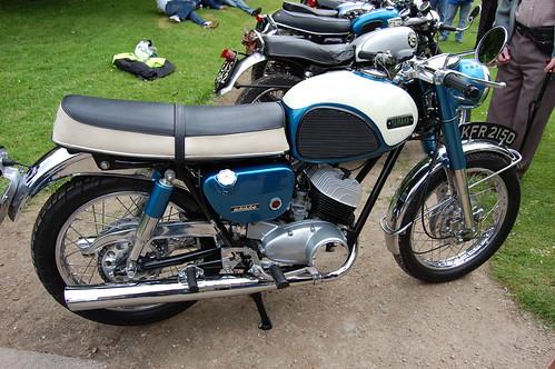 części rowerowe silnika |YAMAHA YDS3 1966. dwusuwowy TWIN.|4284749000 8939c8d777